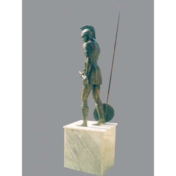 ΑΝΔΡΙΑΝΤΑΣ ΜΠΡΟΥΝΤΖΙΝΟΣ Γλυπτική σε δημόσιο χώρο - Εργαστήριο Γλυπτικής - e-sculpture.gr