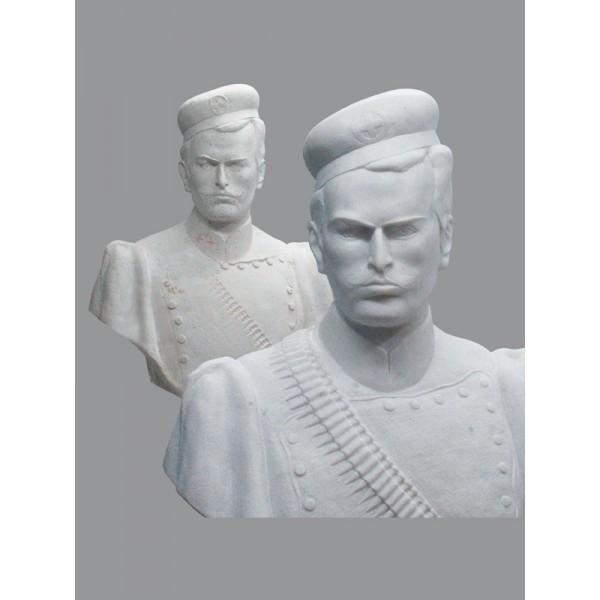 ΜΑΡΜΑΡΙΝΗ ΠΡΟΤΟΜΗ Γλυπτική σε δημόσιο χώρο - Εργαστήριο Γλυπτικής - e-sculpture.gr