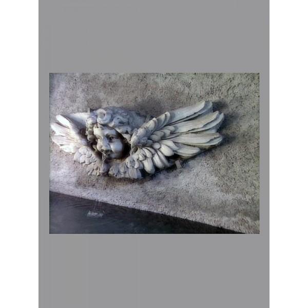 ΜΑΡΜΑΡΙΝΟ ΑΓΓΕΛΑΚΙ-ΚΡΗΝΗ Κλασσική γλυπτική σε μάρμαρο,γύψο,μέταλλο - Εργαστήριο Γλυπτικής - e-sculpture.gr