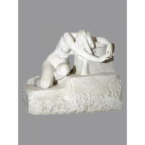 ΜΑΡΜΑΡΙΝΟ ΓΥΝΑΙΚΕΙΟ ΓΥΜΝΟ Κλασσική γλυπτική σε μάρμαρο,γύψο,μέταλλο - Εργαστήριο Γλυπτικής - e-sculpture.gr