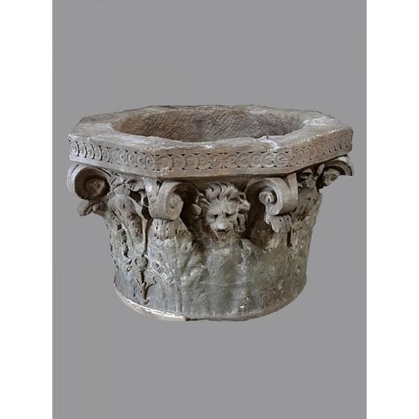 Φουρούσια μαρμάρινα διακοσμητικά - Εργαστήριο Γλυπτικής - e-sculpture.gr