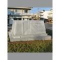 MNHMEIO MIKΡΑΣΙΑΤΙΚΗΣ ΚΑΤΑΣΤΡΟΦΗΣ Γλυπτική σε δημόσιο χώρο - Εργαστήριο Γλυπτικής - e-sculpture.gr