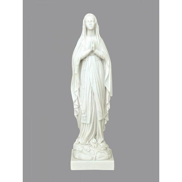 ΠΟΛΥΕΣΤΕΡΙΚΟ ΑΓΑΛΜΑ ΠΑΝΑΓΙΑΣ Ταφικά αγάλματα μαρμάρινα πολυεστερικά - Εργαστήριο Γλυπτικής - e-sculpture.gr