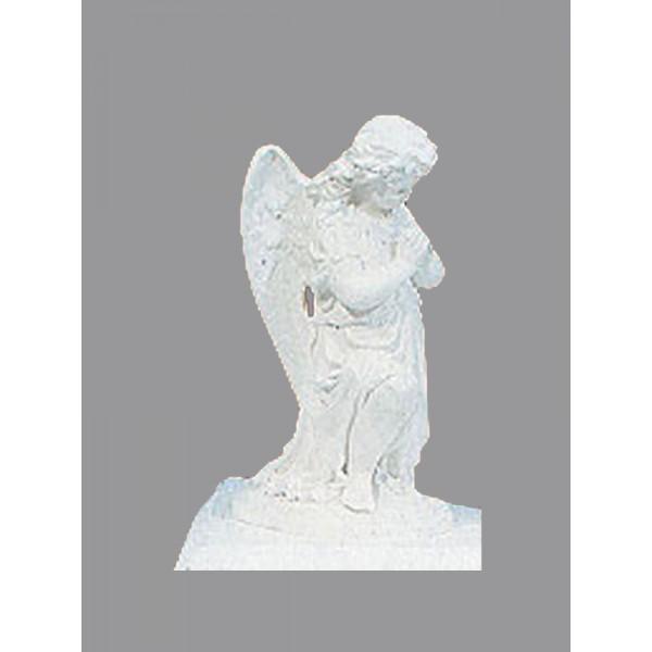 ΠΟΛΥΕΣΤΕΡΙΚΟ ΑΓΑΛΜΑ ΑΓΓΕΛΟΥ Ταφικά αγάλματα μαρμάρινα πολυεστερικά - Εργαστήριο Γλυπτικής - e-sculpture.gr