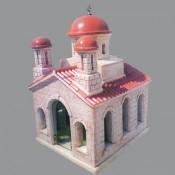 Τσιμεντένια εκκλησάκια