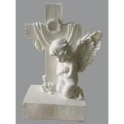 Ταφικά αγάλματα μαρμάρινα πολυεστερικά