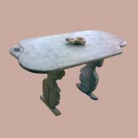 Μαρμάρινα τραπέζια κλασσικά - μοντέρνα
